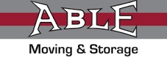 Able Moving and Storage logo