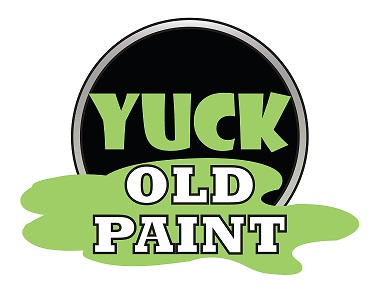 yuck old paint logo