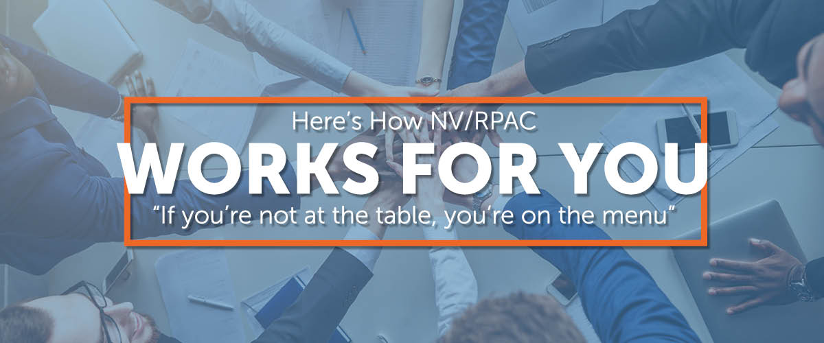 here's how nv/rpac works for you