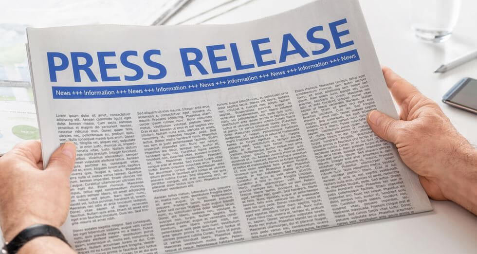 press release journal