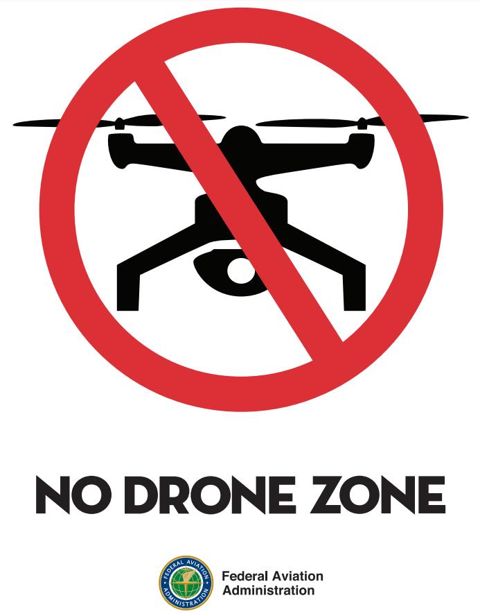 no drone zone image