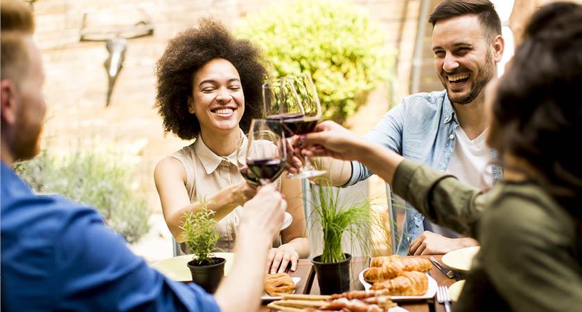 Winery Fundraiser