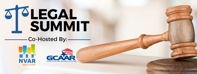 Legal summit powered by nvar and gcaar