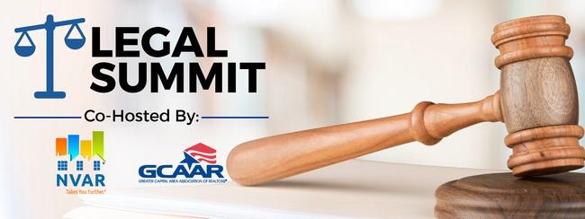Legal summit powered by nvar and gcaar