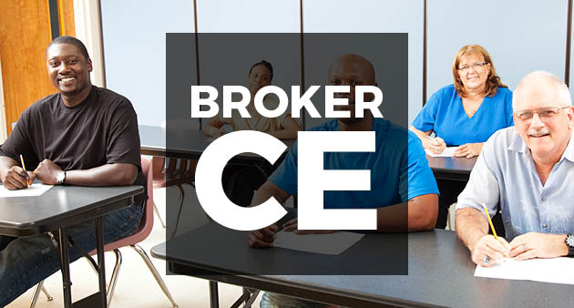 broker ce class image with brokers in class