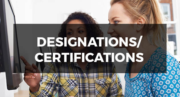 designations and certificate image