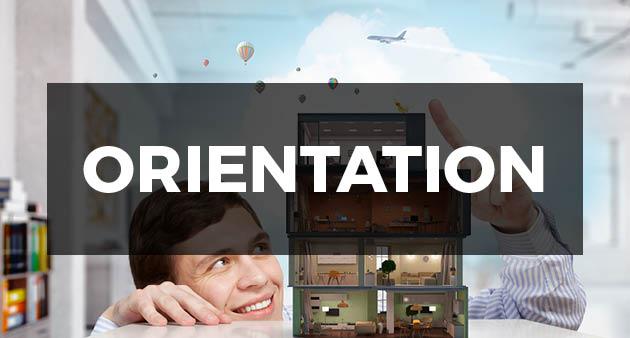 orientation class image