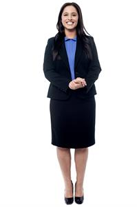 photo of business woman
