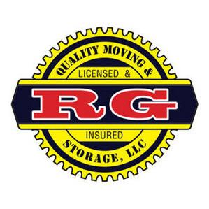 rg moving and storage logo
