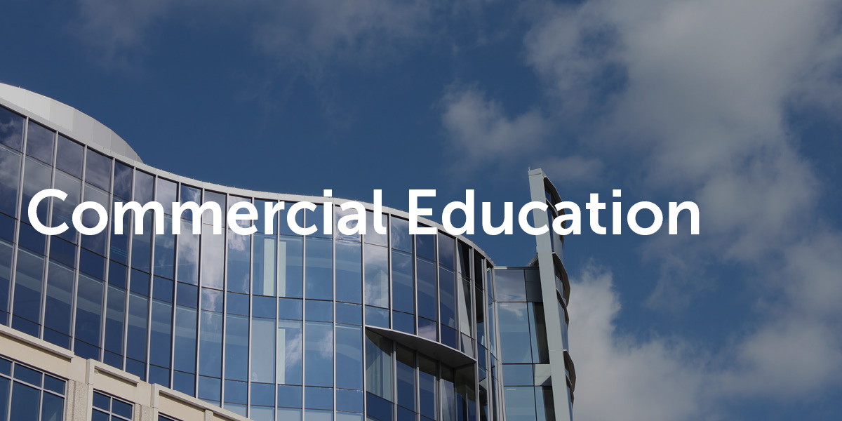 nvar commercial education