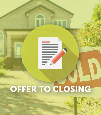 offer to closing graphic