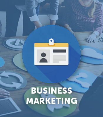 business marketing graphic