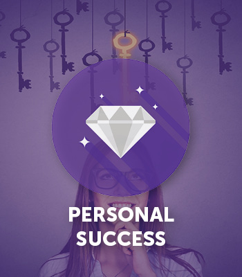 personal success graphic