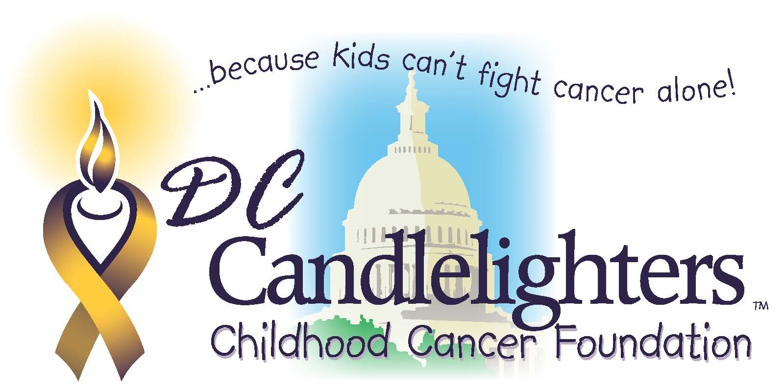 DC Candlelighters Logo