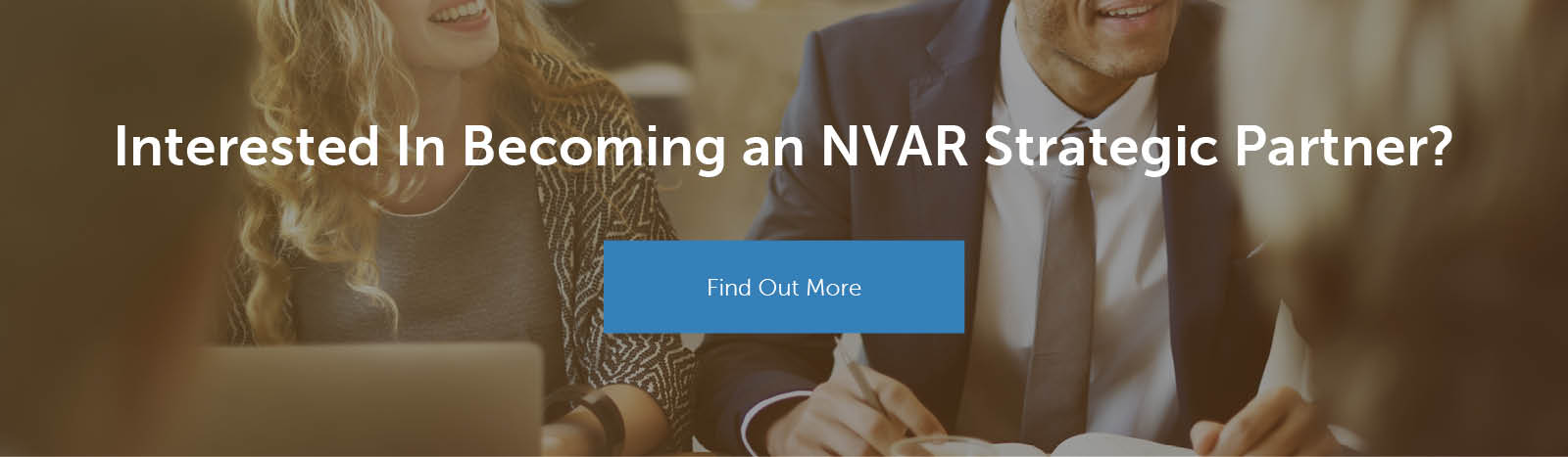 interested in becoming an nvar strategic partner? Click here for more info