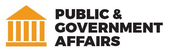 government affairs logo