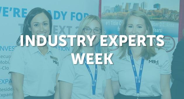 industry experts week