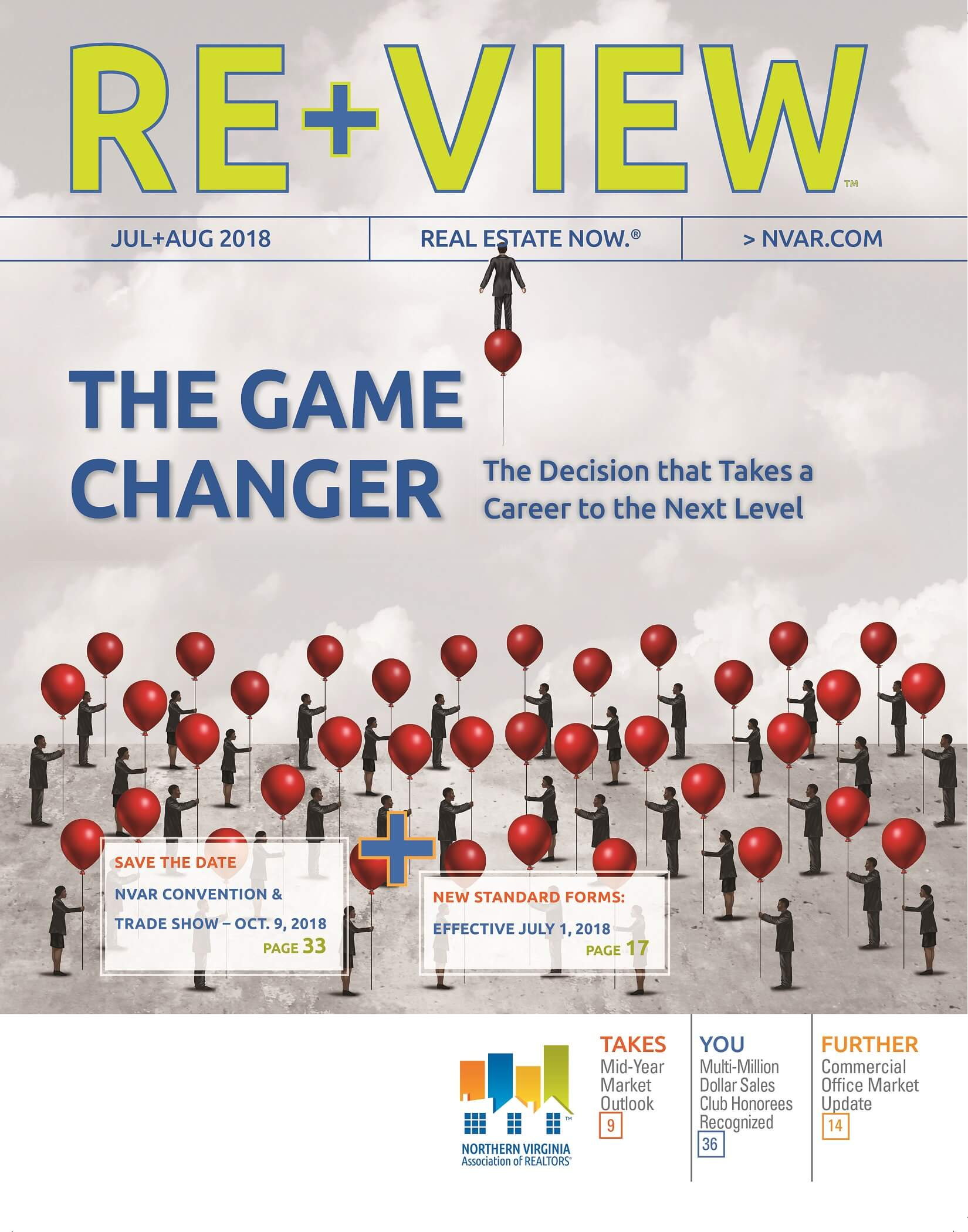 July August ReView Magazine