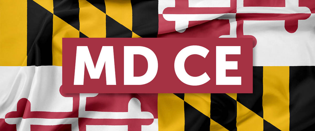 maryland ce banner