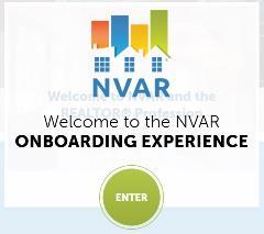 NVAR Onboarding