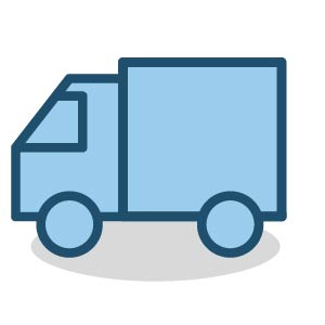 moving and storage logo