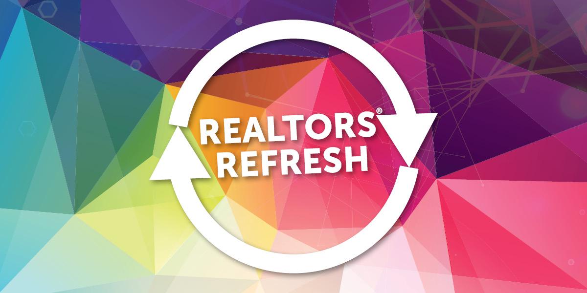 realtors refresh banner