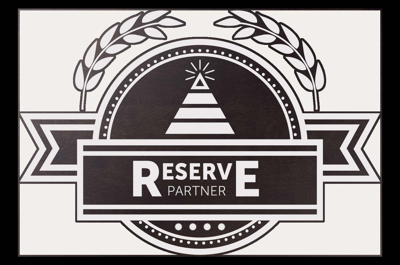 reserve partner badge