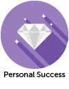 personal success icon