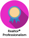 realtor professionalism icon