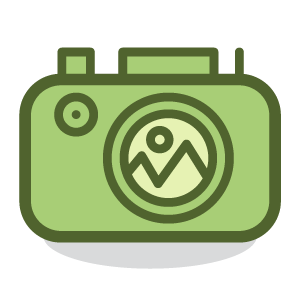 photo and video partners icon