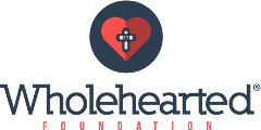the wholehearted foundation logo