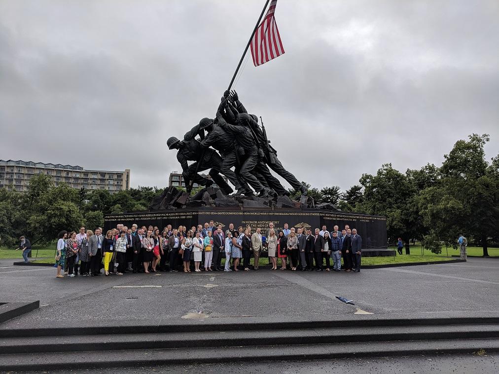 Iwo Jima Memorial NVAR Showcase 2018