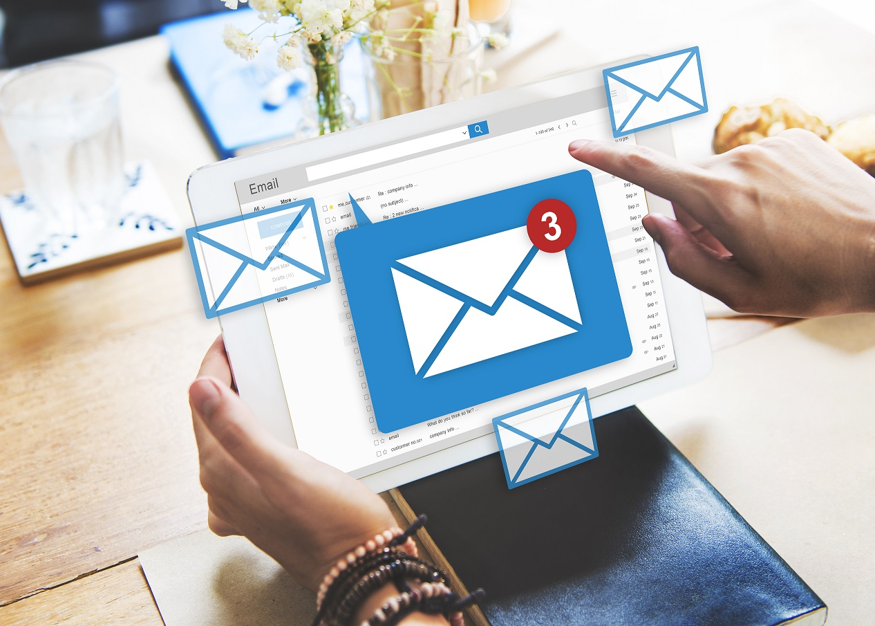 Inundating you with emails