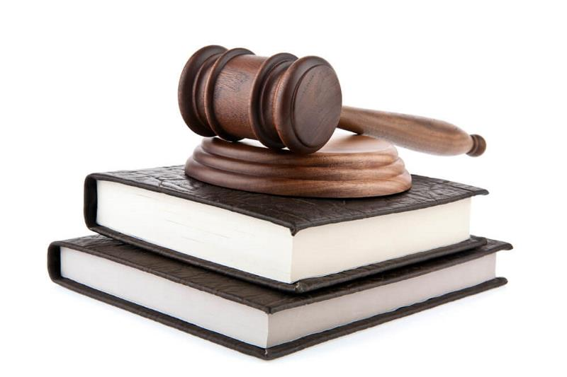 Gavel on 2 books