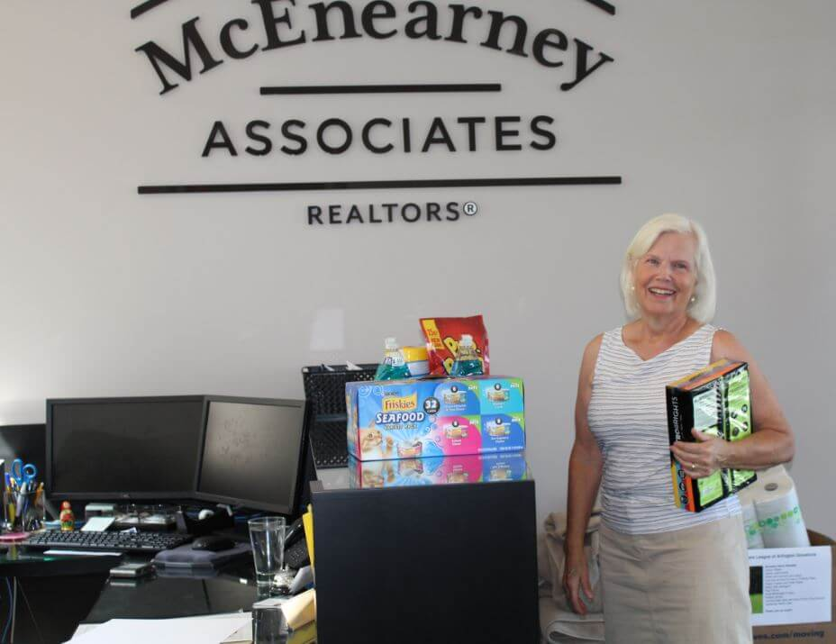 Roz of McEnearney Associates