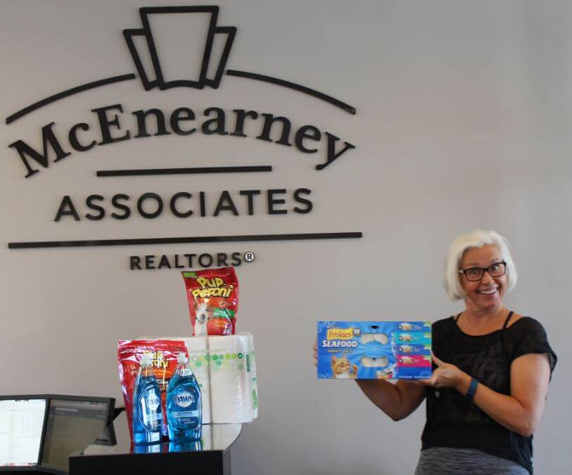 Susan of McEnearney Associates