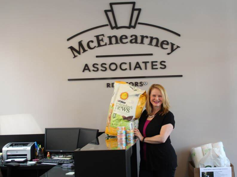 Leslie of McEnearney Associates