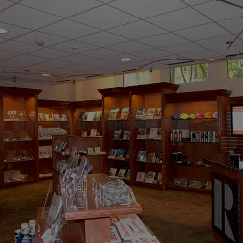 a view of realtor shop